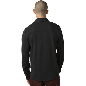 Prana Ronnie Maillot Manches longues Homme, black